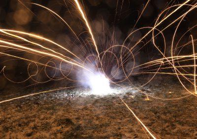 Ku GyO Bild 2 - Lightpainting Sarah S