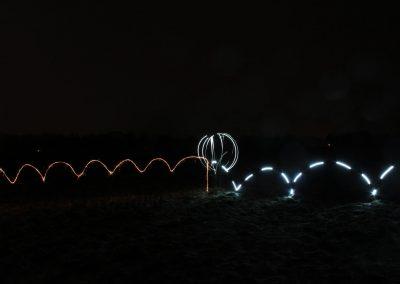 Ku GyO Bild 6 - Lightpainting Sarah S