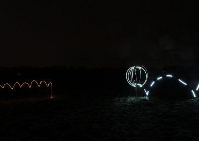 Ku GyO Bild 7 - Lightpainting Sarah S