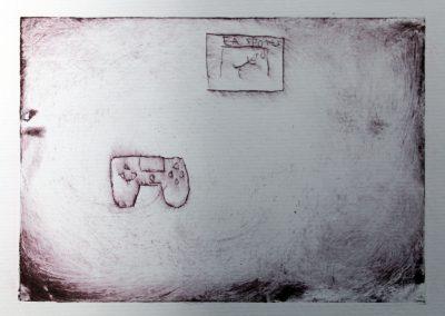 Kunst 9+10 Bild 4 - Radierung